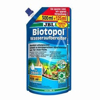 JBL Biotopol Wasseraufbereiter Nachfüllpack 625 ml