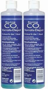 Dennerle Bio-Line CO2 Vorteilspack - 2 oder 4 Flaschen