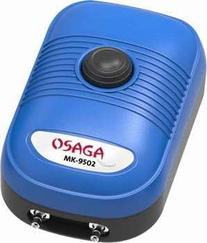 Osaga MK 9502 Membrankompressor 5 Watt 432 L/H )