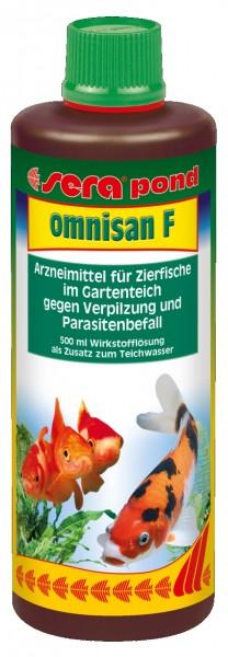 sera pond omnisan F - 500 ml