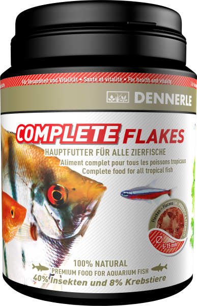 Dennerle Complete Flakes 1000ml-MHD 04/2021