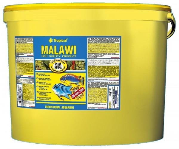 Tropical Malawi 11 l Cichlidenfutter MHD 12/2023