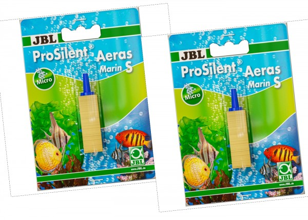 JBL Holzausströmer für Meerwasser-Doppelpack