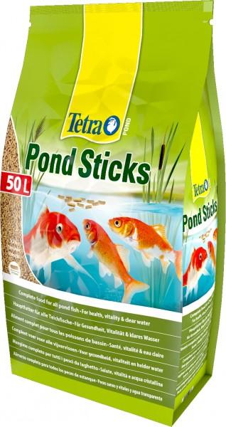 TetraPond Sticks 50 L.