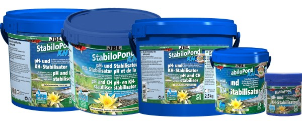 JBL StabiloPond KH 0,25 bis 10 kg