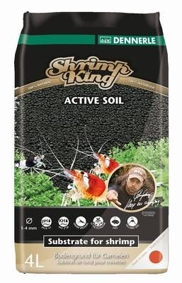 Dennerle Shrimp King Active Soil 4l