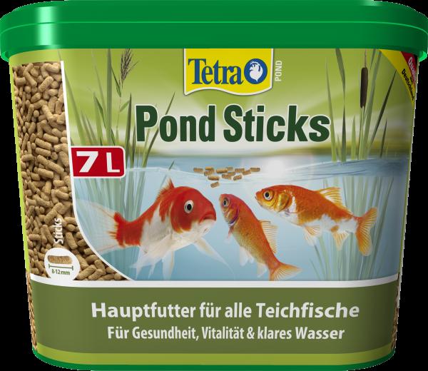 Tetra Pond Teichfischfuttersticks 7 L.