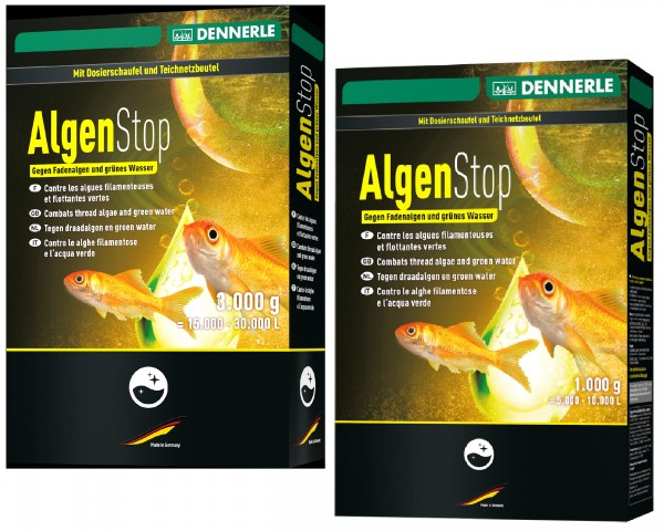 Dennerle AlgenStop* 1kg oder 3kg