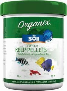 Söll Organix MSC Super Kelp Pellets