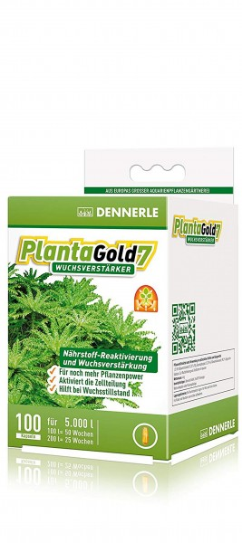 Dennerle PlantaGold 7 100 Kapseln