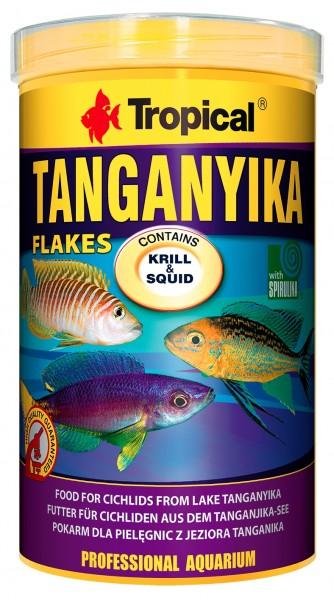Tropical TANGANJIKA-SEE FLOCKENFUTTER 1 oder 2 Liter