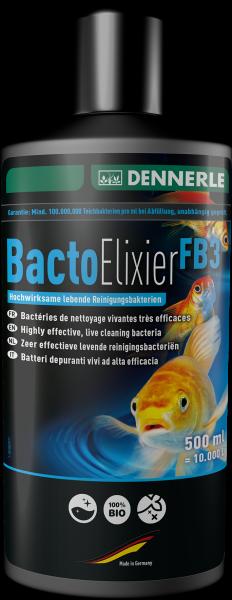 Dennerle Bacto Elixier FB3 SEDIMENT EX