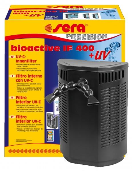 sera bioactive IF Innenfilter 400 + UV