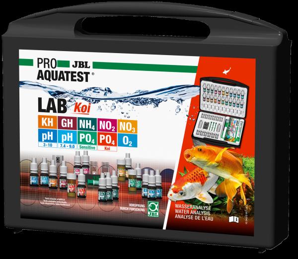 JBL ProAquaTest Lab Koi