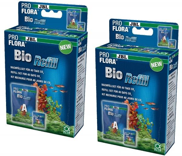 JBL CO 2 ProFlora BioRefill 2 Mehrweg-Doppelpack