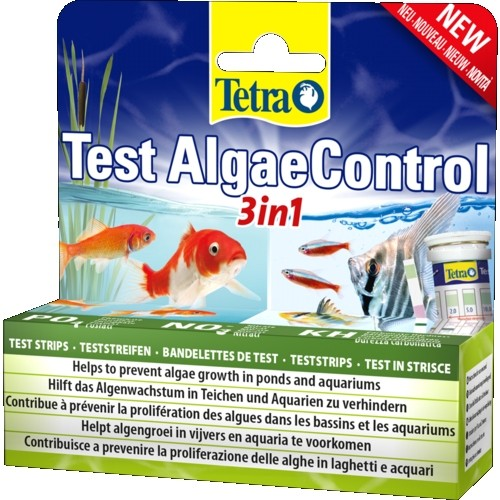 TetraPond Test AlgaeContol 3in1 25 St.