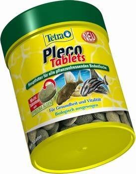 Tetra Pleco Tablets 36 g/120 Futtertabletten