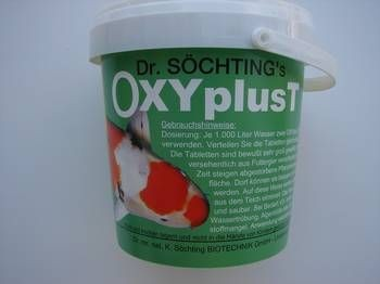Söchting Oxyplus T 1 Kg Sauerstoff Tabletten