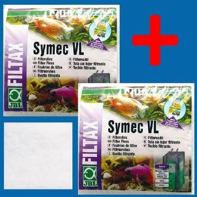 JBL Symec VL Filtervlies 80x25x3cm Doppelpack