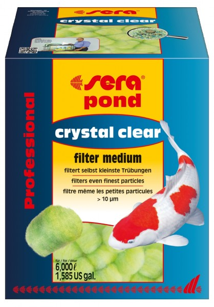sera pond crystal clear Professional für 6000 l