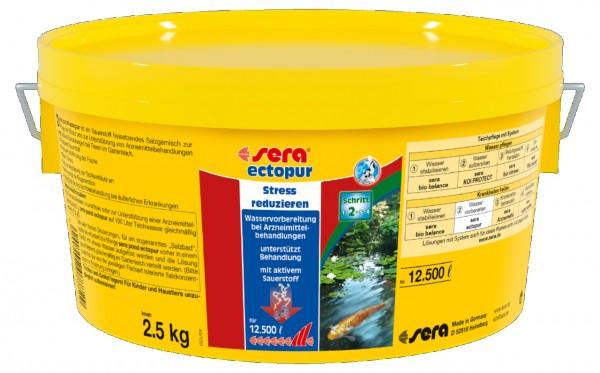 sera pond ectopur 2,5 kg