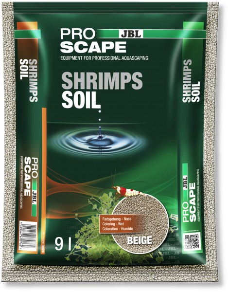 JBL ProScape Shrimps Soil BEIGE 9l