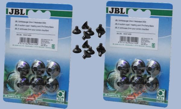 JBL Schlitzsauger (6 Stck.) J60414 Doppelpack