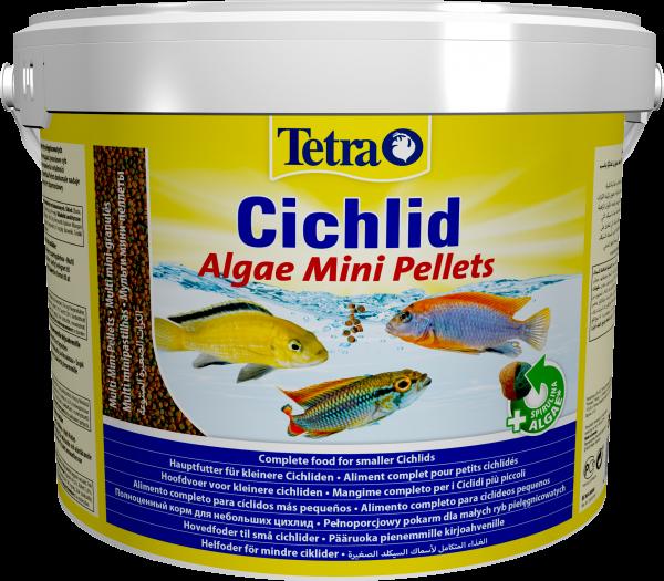 TetraCichlid Algae Mini 10 L