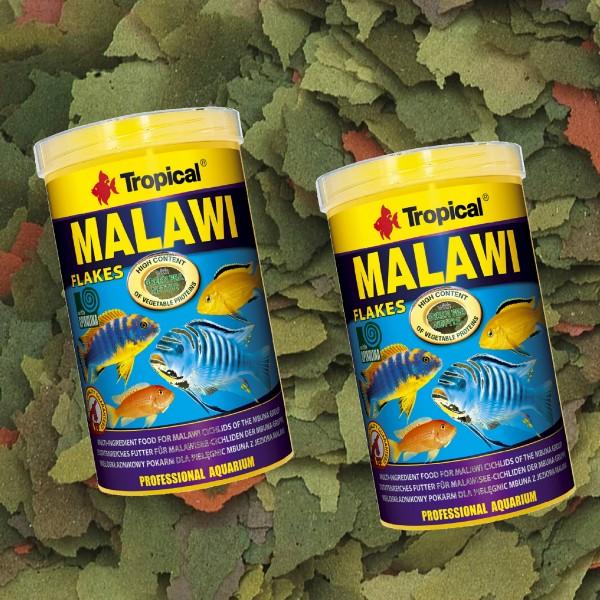 Tropical Malawi 2X 1000ml Doppelpack