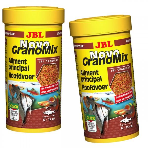 JBL NovoGranoMix 2x 250ml Doppelpack