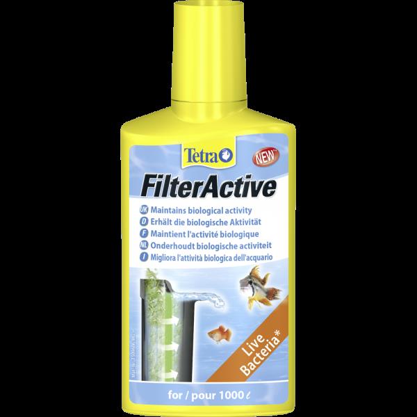 Tetra Filter Active 250mlFilterstarten