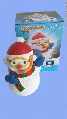 Arcadia Snowman