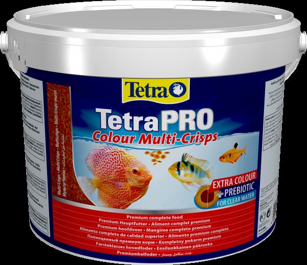 TetraPro Colour Crisps 10 L MHD 03/2024
