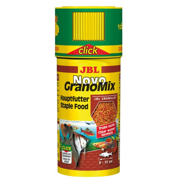JBL NovoGranoMix CLICKl oder Refill Dose