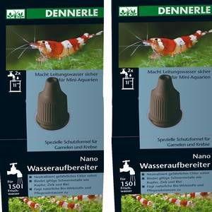 Dennerle Nano Wasseraufbereiter 2 x 15 ml