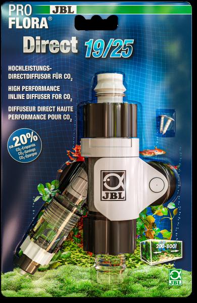 JBL Proflora Direct Hochleistungs-Direktdiffusor für CO2 19/25mm