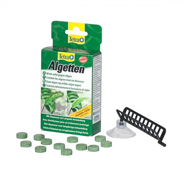 TetraAqua Algetten 12 Tabletten