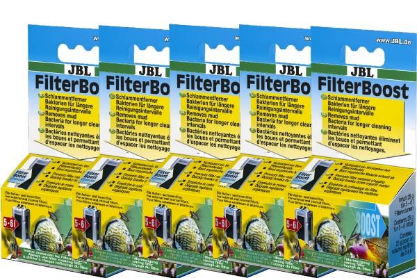JBL FilterBoost 5 X 25g Fünferpack
