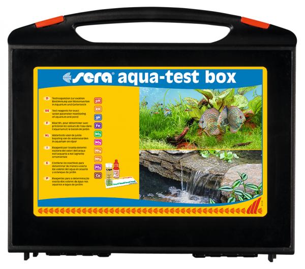 Sera Aqua-Test Box-CU