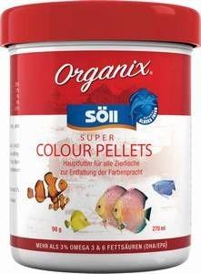 Söll Organix Super Colour Pellets 1000ml