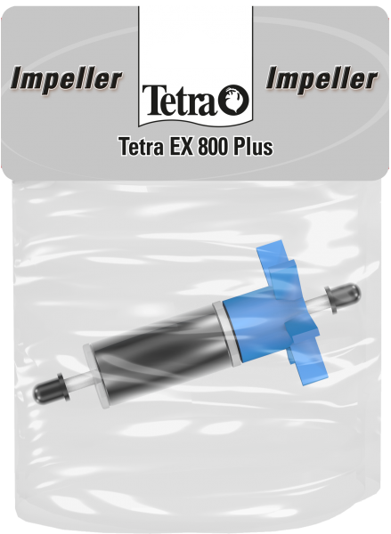 Tetratec EX 800 Plus Impeller