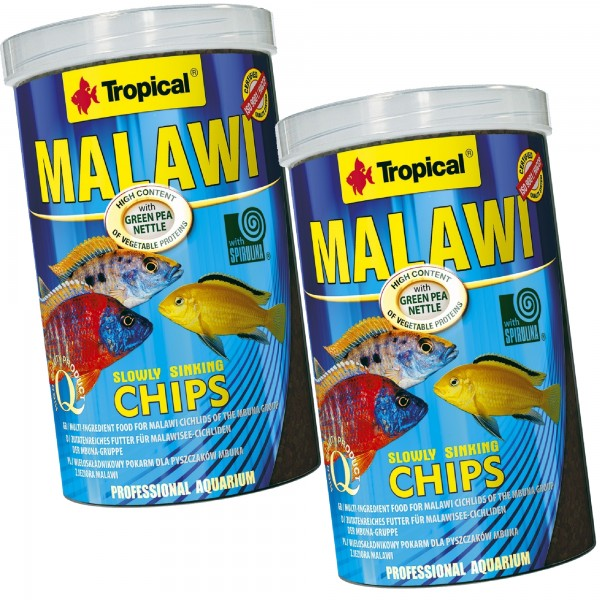 Tropical MALAWI CHIPS 2x1000ml