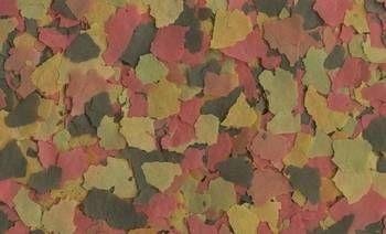 Flockenfutter Farbenpracht 200g 1l Eigenmarke