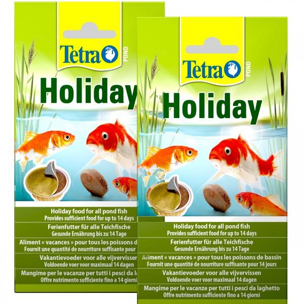 Tetra Pond Holiday 2 x 98g Doppelpack