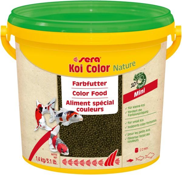 sera KOI Color Nature Mini 3,8 l