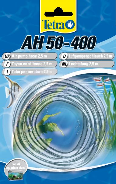 AH 50-400 Silikon-Luftschlauch 2,50 M.