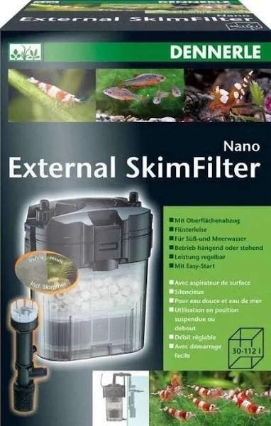 Dennerle Nano Filter External SkimFilter