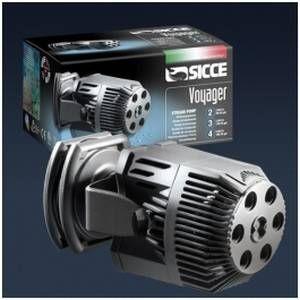 SICCE VOYAGER-4 Strömungspumpe 6000L/H mit Magnetsystem