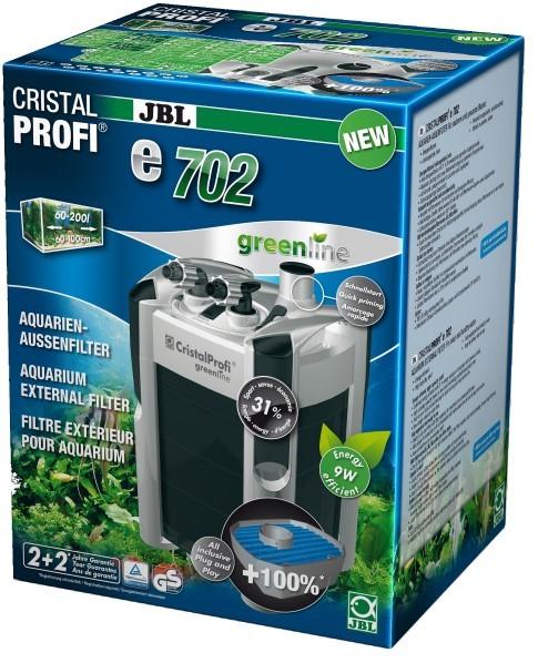 JBL Cristal Profi e 702 Greenline Außenfilter