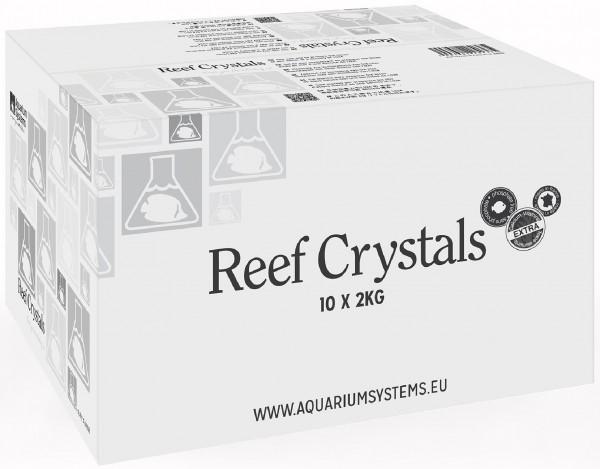 AquariumSystems Reef Crystals 20 kg
